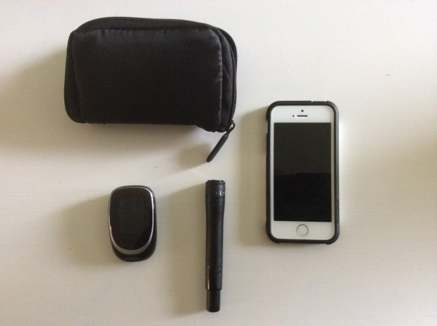 App Enabled Blood Glucose Meter.